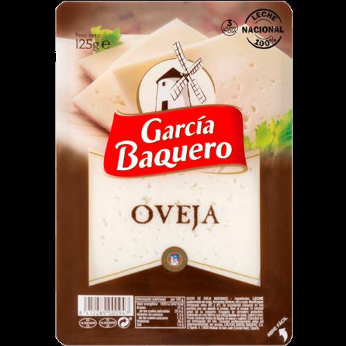 Queso de Oveja Lonchas 125gr