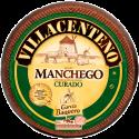 Queso de Oveja DOP Manchego Villacenteno Curado 3Kg