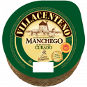 Queso de Oveja DOP Manchego Villacenteno Curado Mini 880gr