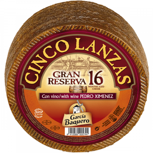 Queso Gran Reserva Cinco...