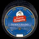 Queso Semicurado 3Kg - Garcia Baquero