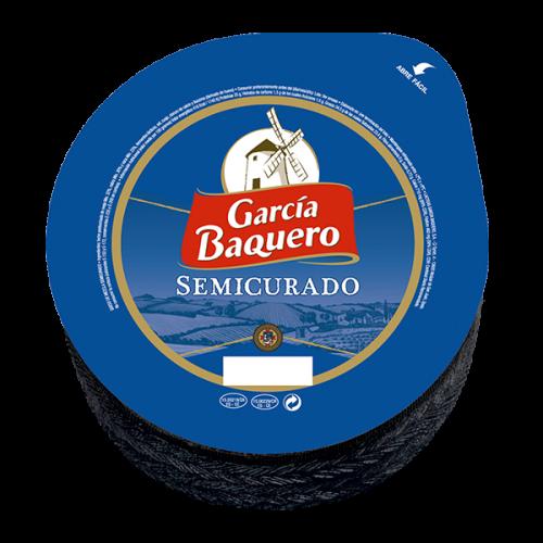 Queso Semicurado Mini 930gr Garcia Baquero